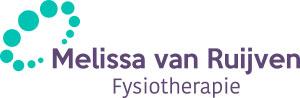 Melissa van Ruijven Fysiotherapie Logo